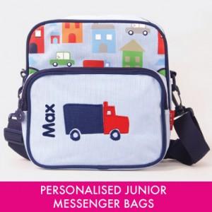 f6b3fcec7f Personalised Messenger Bag - Kids Bags - Stuck On You