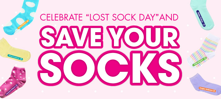Lost Sock Memorial Day | Stuck on You