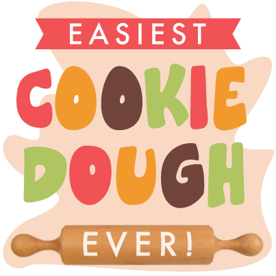 Easiest Cookie Dough Ever Recipe
