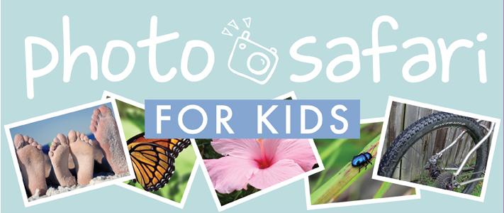 Photo Safari for Kids | Stuck on You