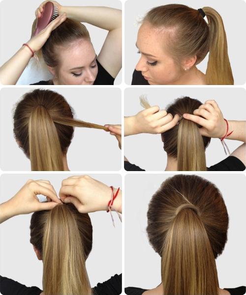 Pleasant 5 Easy Hairstyles For Girls To Wear To School Short Hairstyles Gunalazisus