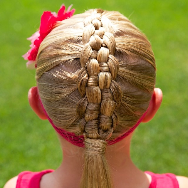Hairstyles for Girls   Stuck on You
