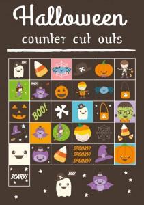Halloween Countdown | Free Printables | Stuck on You