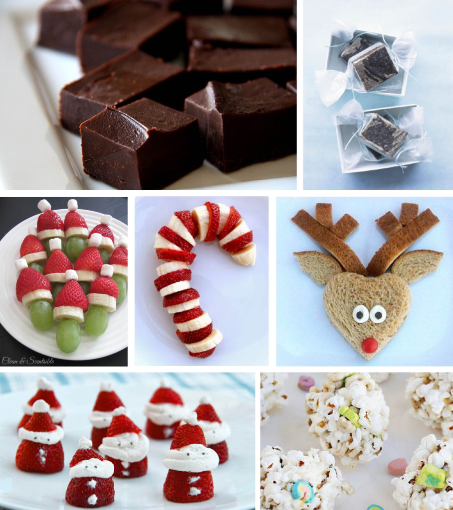 Quick and Easy Christmas Food for Kids | Stuck on You