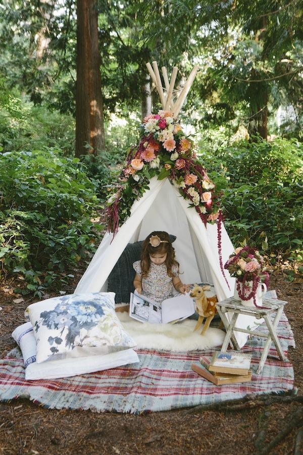 Children's Tent by Little Gem