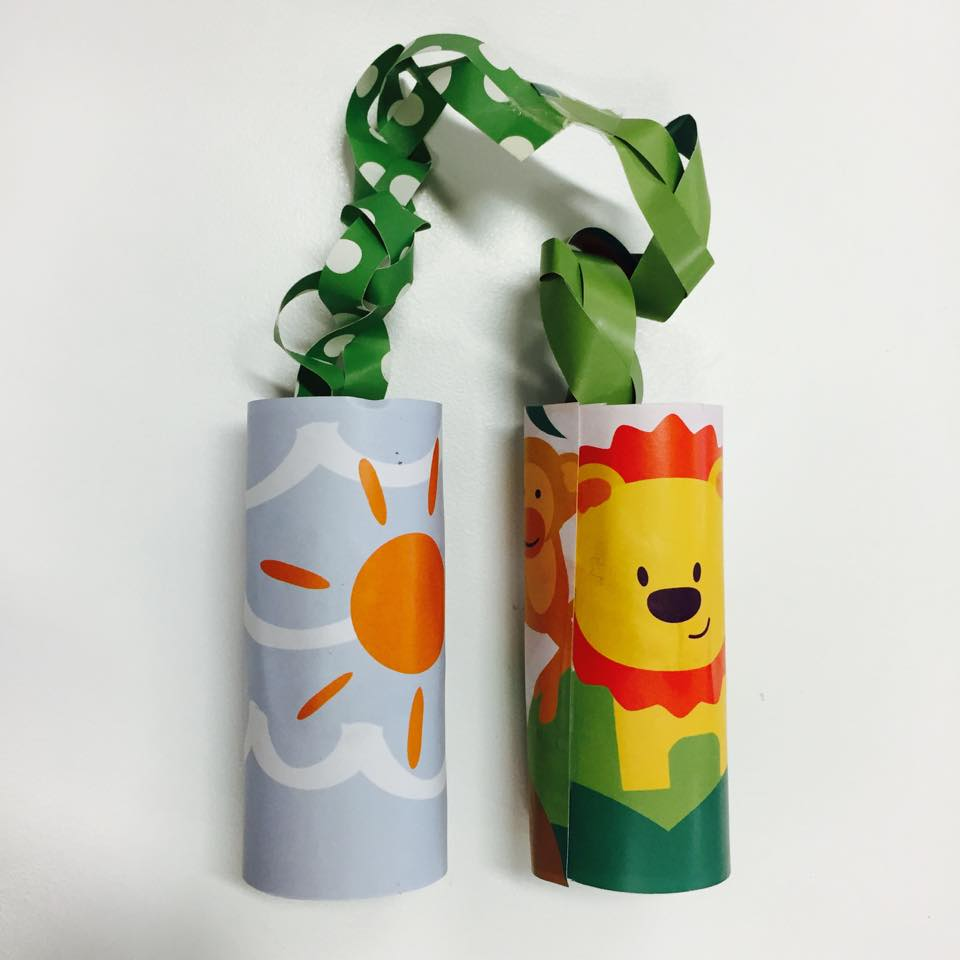 WEEKEND CRAFT – DIY BINOCULARS