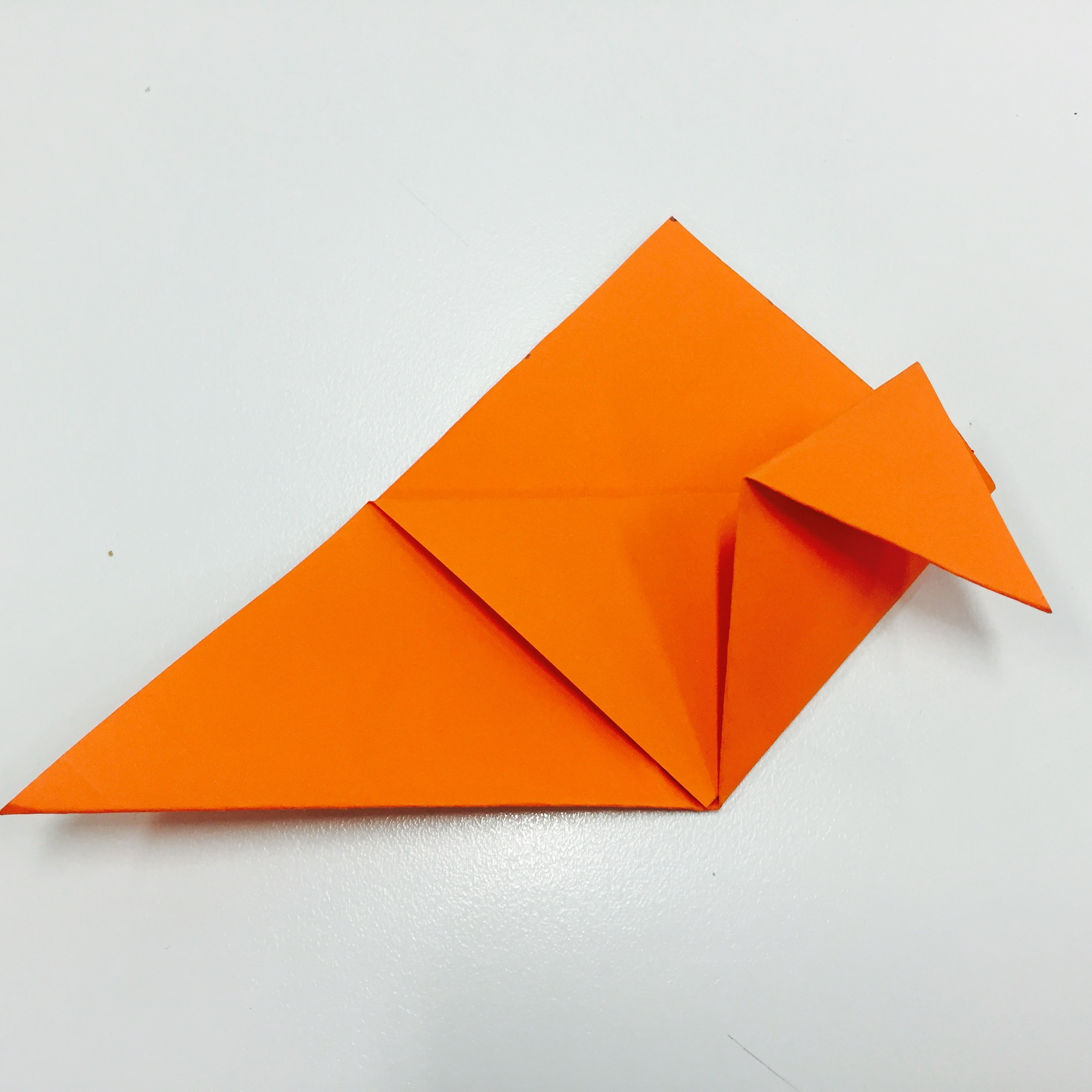 Make your own fox bookmark stuck on you you need to fold those little corners backwards into the open middle of your origami i have shown you two pictures below to explain jeuxipadfo Gallery