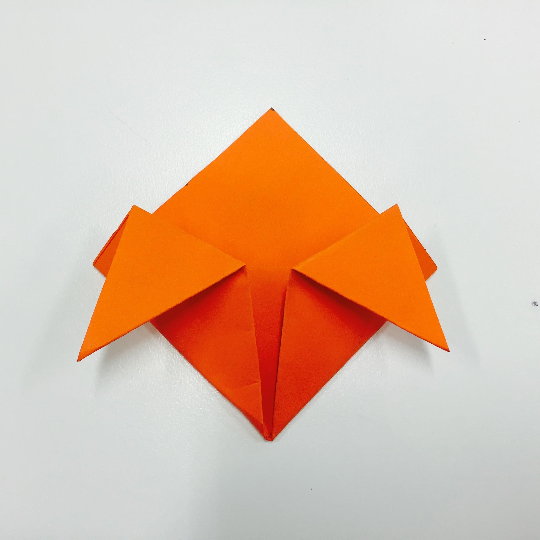 Make origami a talkative fox Royalty Free Vector Image | 2448x2448