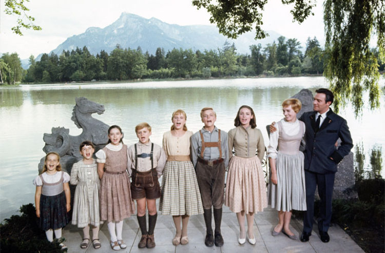 Sound of Music Cast. Image: 20th Century Fox