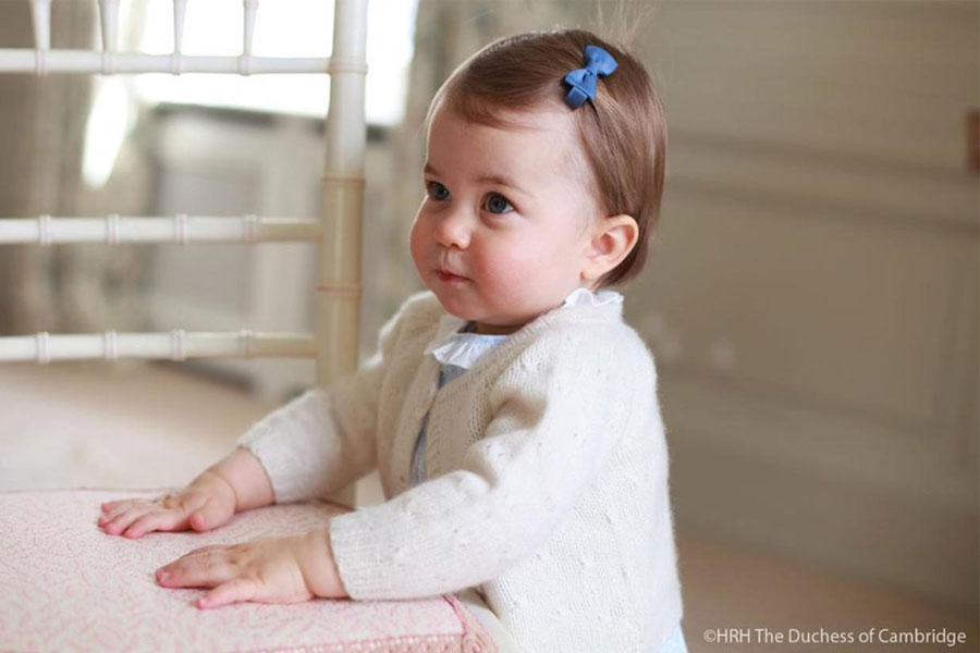 Image: HRH The Duchess of Cambridge