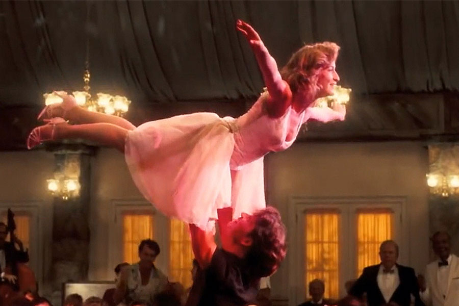 Image: Dirty Dancing, Vestron Pictures