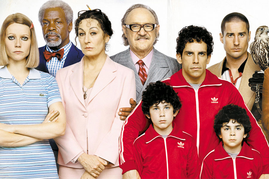 Image: The Royal Tenenbaums, Touchstone Pictures