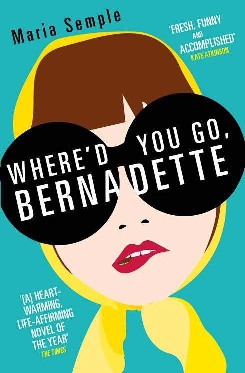 Image: Where'd You Go Bernadette. Little, Brown & Company