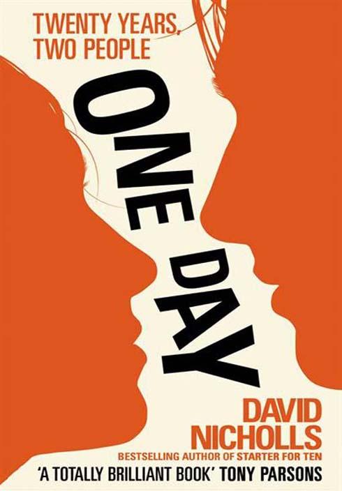 Image: One Day. Hodder & Stoughton
