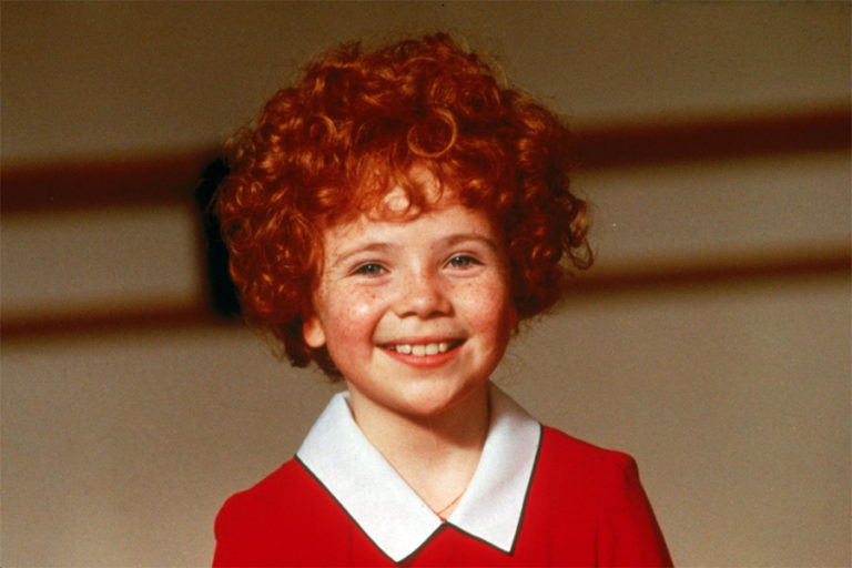 Image: Annie (1982), Colombia Pictures