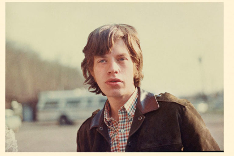 Image: Mick Jagger c/o Dilettante Art Gallery
