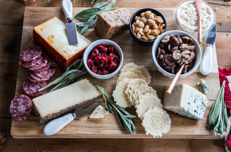 SWEET CHEESES! NAIL YOUR NEXT CHEESE PLATE