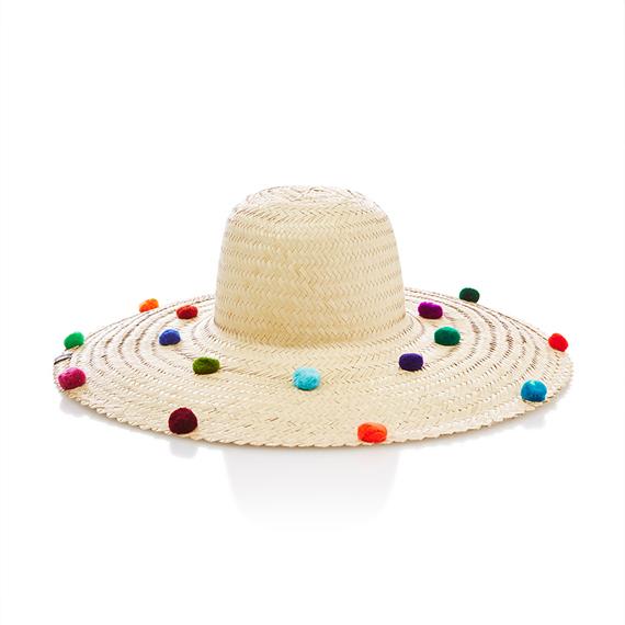 Image: Peruvian Pom-Pom Hat, Nannacay