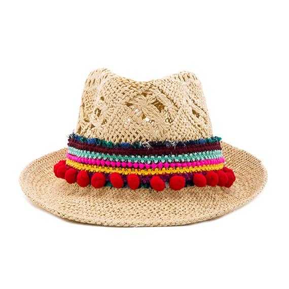 Image: Chacha Hat, Poupette St Barth
