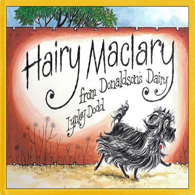 Hairy MacLary From Donaldon's Dairy