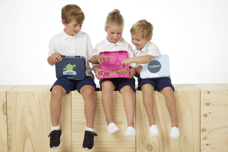 Stuck On You personalised lunchboxes
