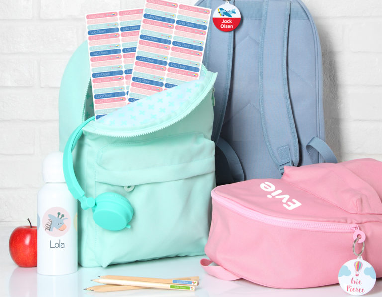 Get Organised for School Backpack