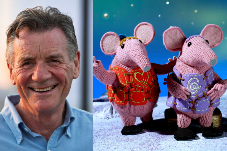 Michael Palin, Clangers