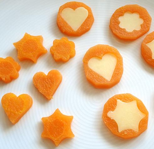 Winter Bento - Carrot 1