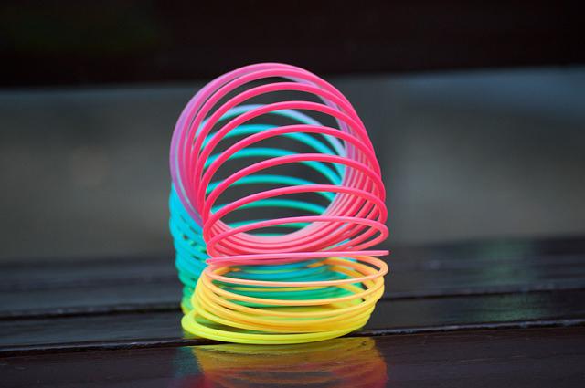 Fads for Kids - Slinkies