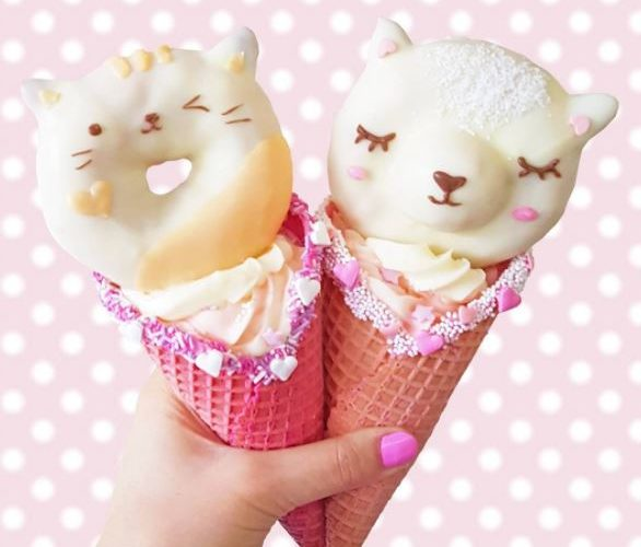 ice cream animal