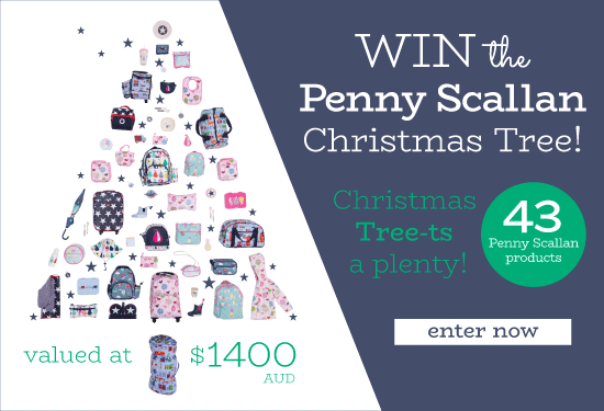 Penny Scallan Christmas Tree Competition by Stuck On You