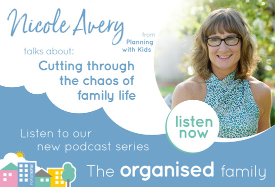 The Organised Family Podcast by Stuck On You