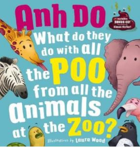 Anh Do - Books about poo