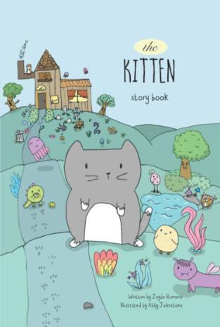 Bedtime stories - kitten