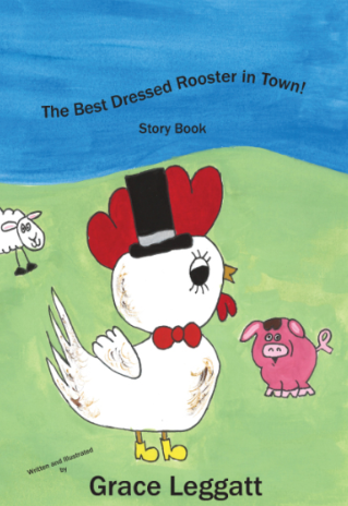 Bedtime stories - rooster