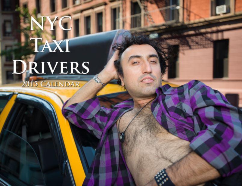 Taxi drivers calendar