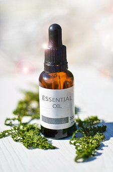 Natural cleaning - Essential oils