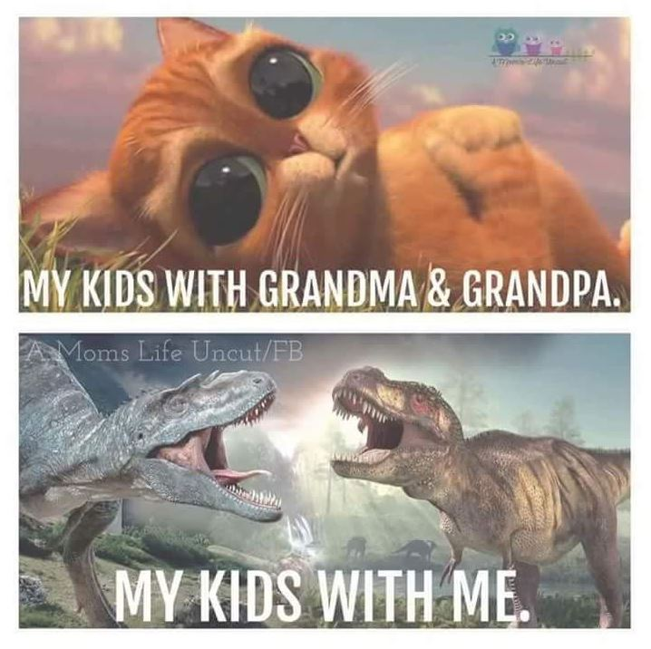 Grandparents Day - Kids