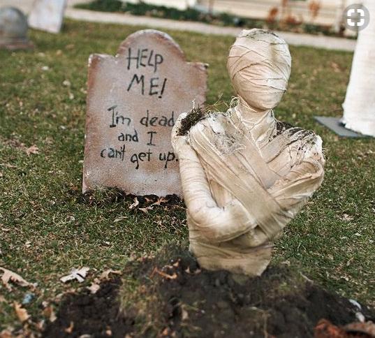 Halloween - Grave