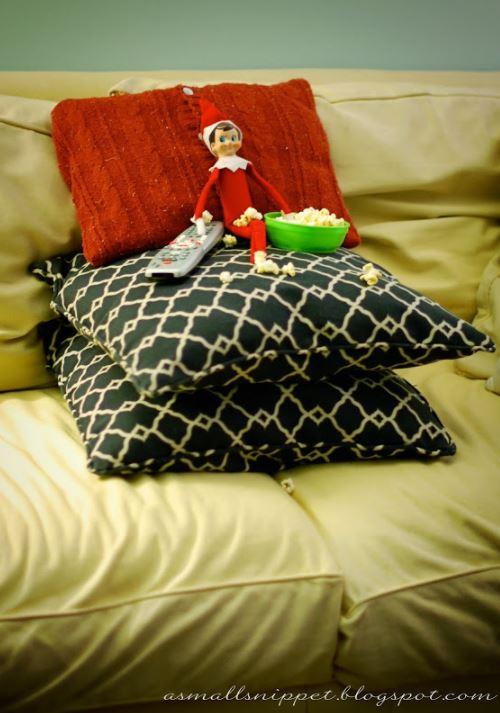 Elf on the Shelf - Netflix