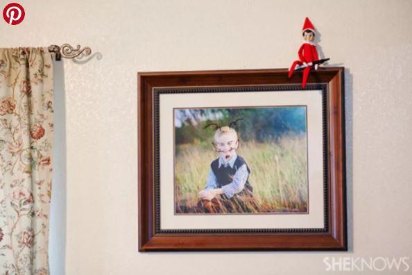 Elf on the Shelf - Photo