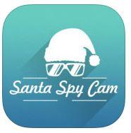 Christmas apps - Santa Spy Cam