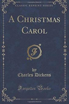 Christmas books - A Christmas carol