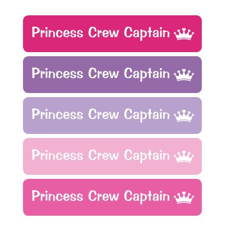Royal names - labels