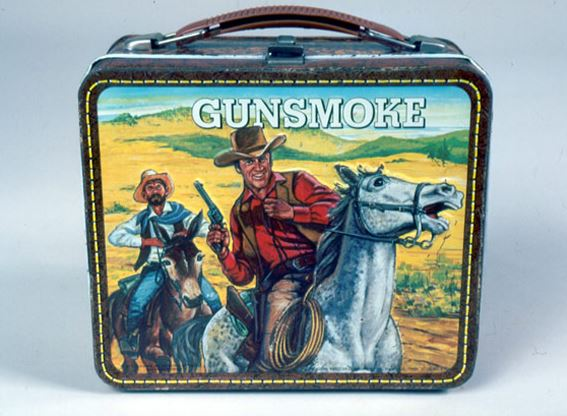 Lunchbox - Gunsmoke