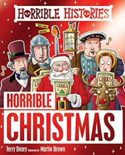 Christmas books - Horrible Christmas