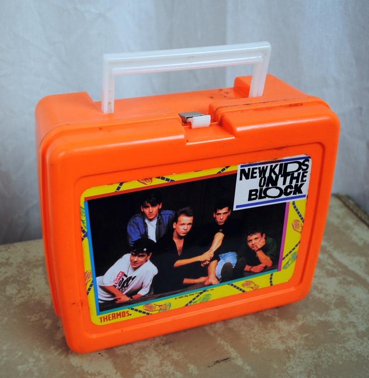 Lunchbox - NKOTB