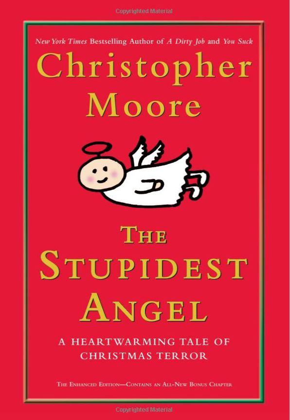 Christmas books - The stupidest angel
