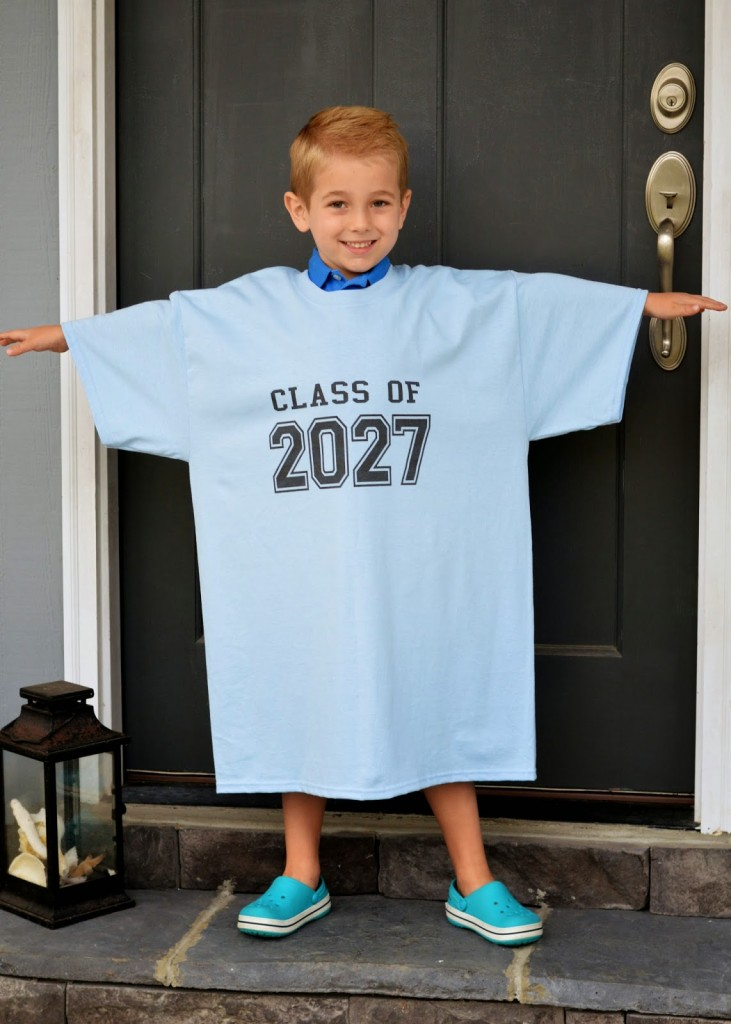 First day of school - Shirt