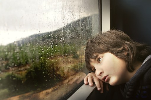 School holidays - rain